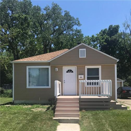 6741 E 17th Street Indianapolis, IN 46219 | MLS 21654484