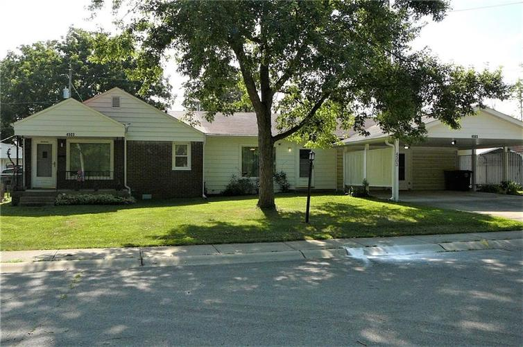 4503  Payton Avenue Indianapolis, IN 46226 | MLS 21654506