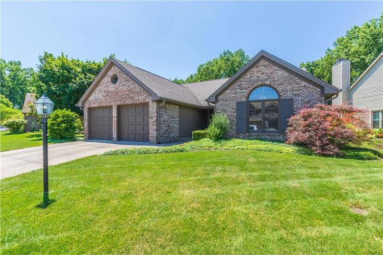 7738  Chesapeake Dr Drive Indianapolis, IN 46236 | MLS 21654534