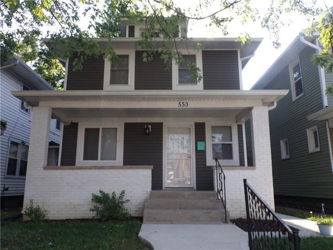 550 Eastern Avenue Indianapolis, IN 46201 | MLS 21654576 | photo 1