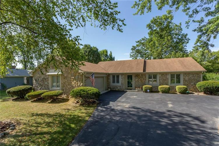 5501  Indian Cove Road Indianapolis, IN 46268 | MLS 21654596