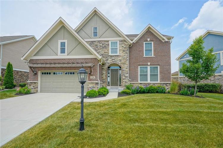12589  Misty Ridge Court Fishers, IN 46037 | MLS 21654609