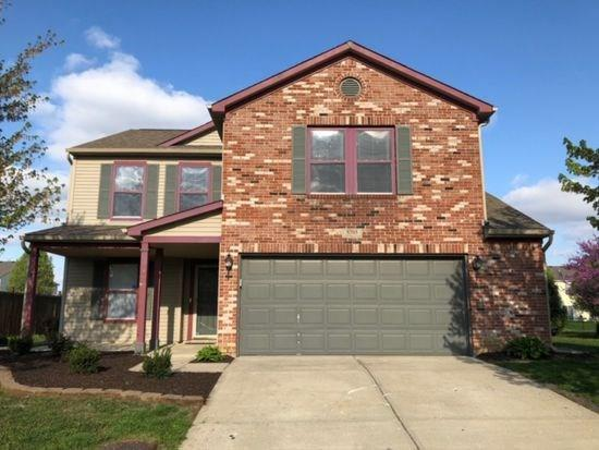 5705  Olive Branch Way Indianapolis, IN 46237 | MLS 21654618