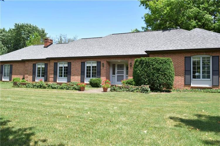 9477 Spring Mill Road Indianapolis, IN 46260   MLS 21654623   photo 1
