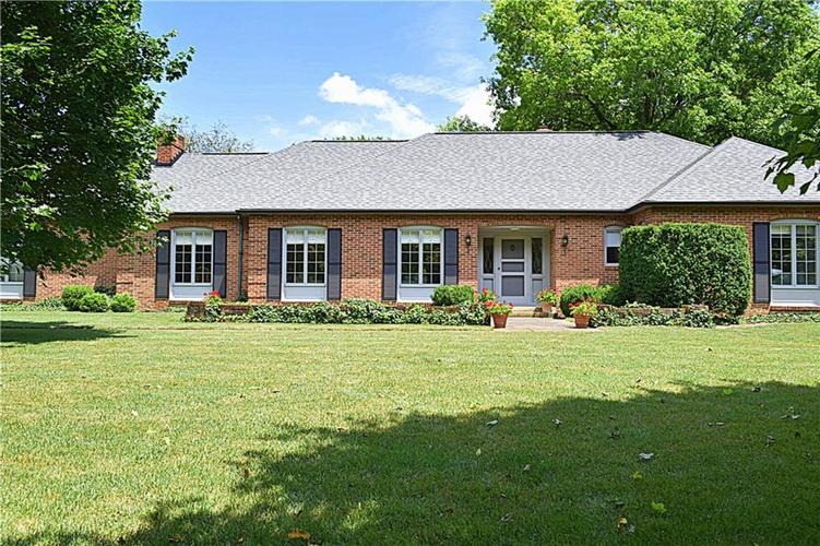 9477 Spring Mill Road Indianapolis, IN 46260   MLS 21654623   photo 2