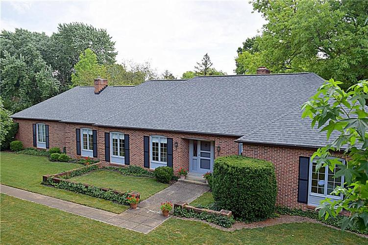 9477 Spring Mill Road Indianapolis, IN 46260   MLS 21654623   photo 4