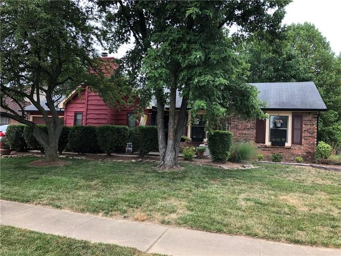8437  Chittimwood Drive Indianapolis, IN 46227 | MLS 21654648