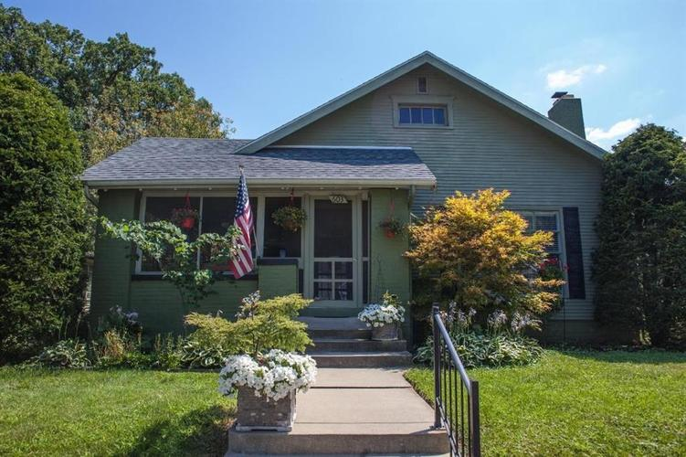 603 E Armstrong Street Frankfort IN 46041 | MLS 21654683 | photo 1