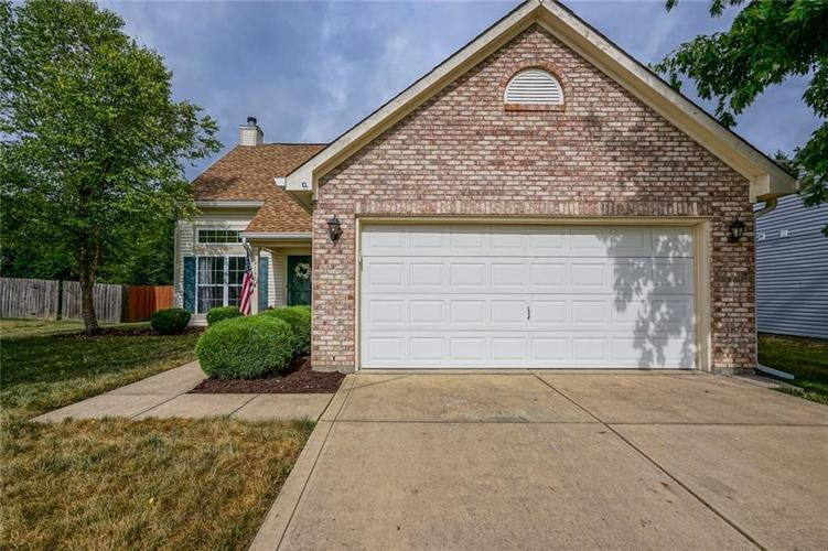 14168  Cliffwood Place Fishers, IN 46038 | MLS 21654787