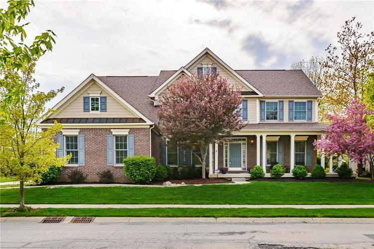 7534 Sedge Meadow Drive Indianapolis, IN 46278 | MLS 21654815 | photo 42