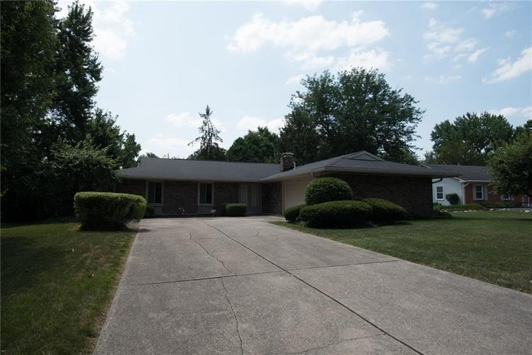 6831 Whisper Oaks Court Indianapolis, IN 46214 | MLS 21654817 | photo 1
