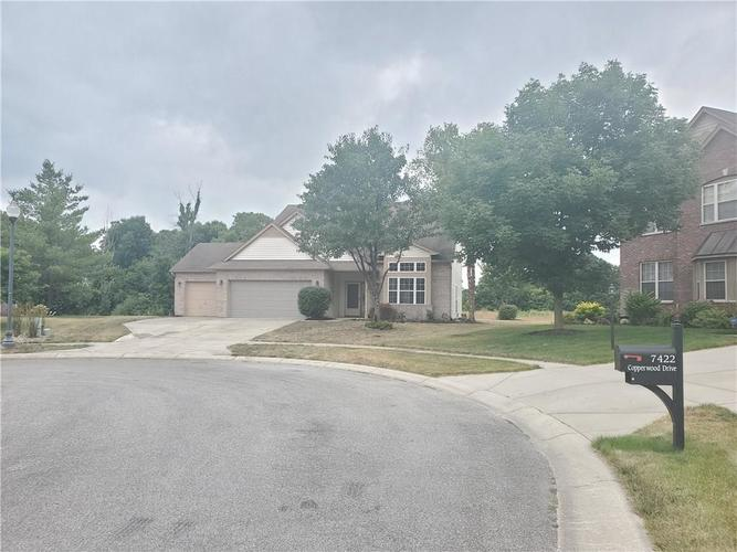 7428  Copperwood Drive Indianapolis, IN 46217 | MLS 21654820