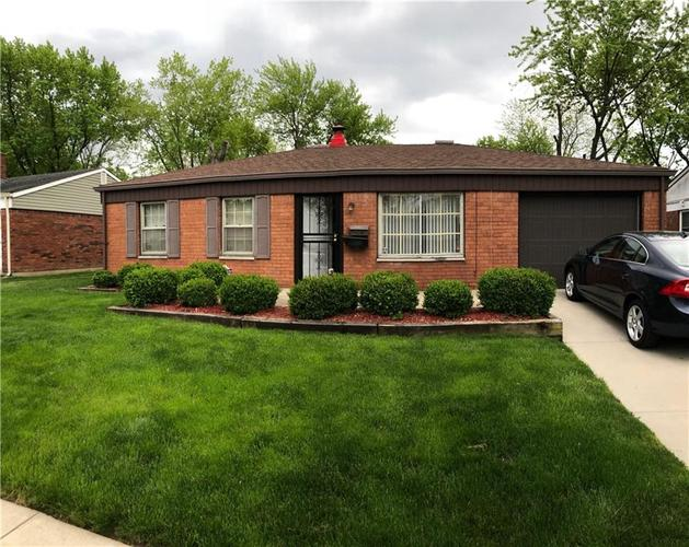 7903  Roy Road Indianapolis, IN 46219 | MLS 21654821
