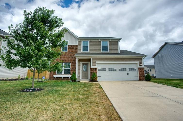 6736  Branches Drive Brownsburg, IN 46112 | MLS 21654834