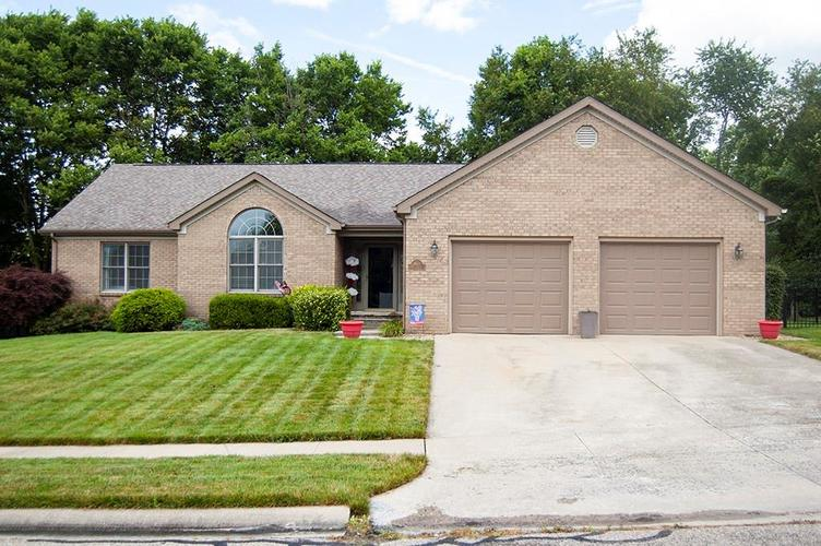 3850  Misty Drive Columbus, IN 47203 | MLS 21654878