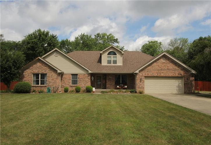 3570  White Tail Run Mooresville, IN 46158 | MLS 21654896