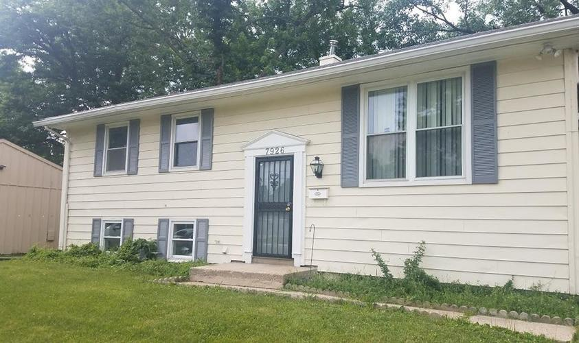 7926 E 36th Street Indianapolis, IN 46226 | MLS 21654912