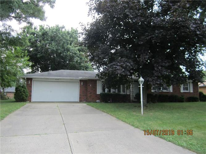 3509  White River Court Anderson, IN 46012 | MLS 21654943