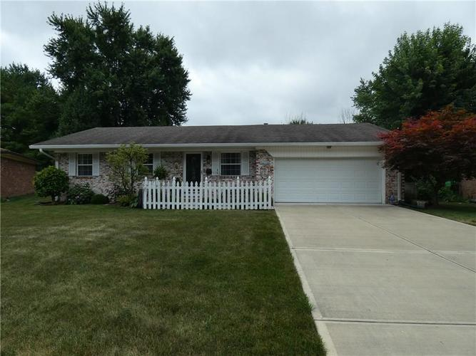 10225 Shallowbrook Court Indianapolis, IN 46229 | MLS 21654945 | photo 1