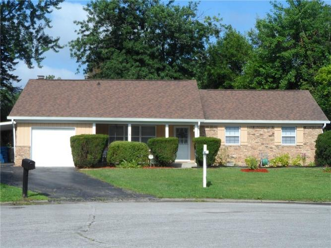 432  Chapel Hill West Drive Indianapolis, IN 46214 | MLS 21654954