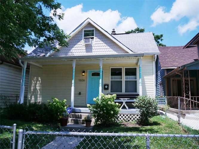 1606 Lexington Avenue Indianapolis, IN 46203 | MLS 21654959 | photo 1
