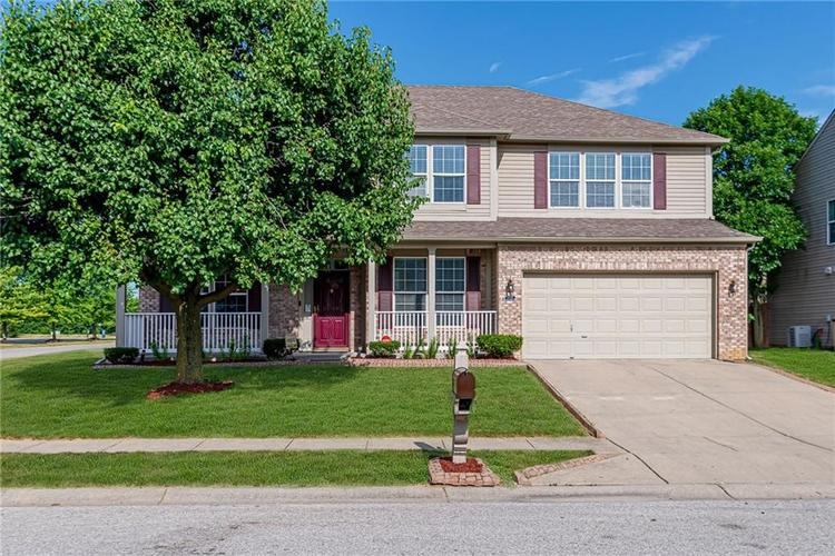 2132  Seattle Slew Drive Indianapolis, IN 46234   MLS 21654976