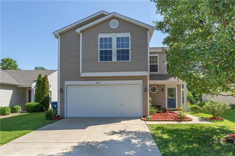 6653  Earlswood Drive Indianapolis, IN 46217 | MLS 21654989