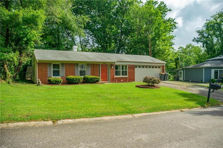 3612 W Parkview Drive Bloomington, IN 47404   MLS 21655009