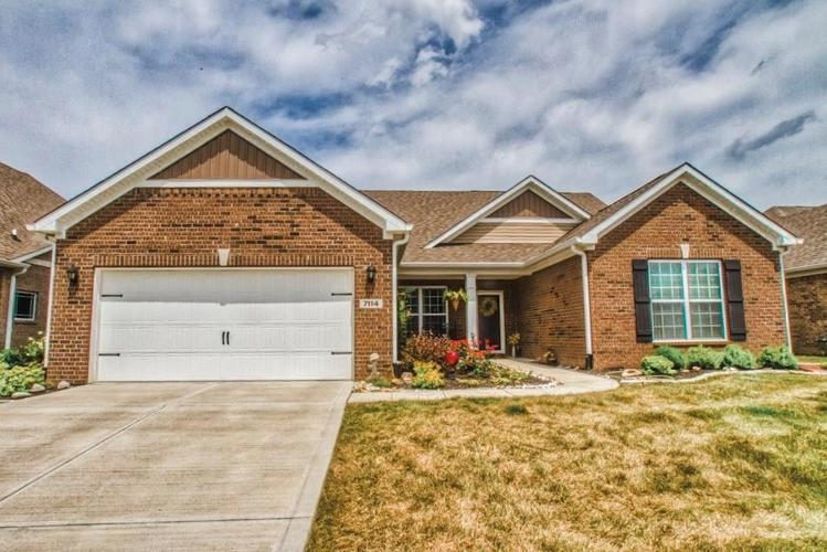 7114 W Water Fall Way Greenfield, IN 46140 | MLS 21655058