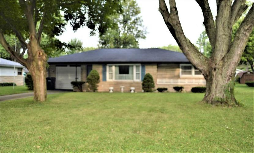 613 S Rangeline Road Anderson, IN 46012 | MLS 21655091