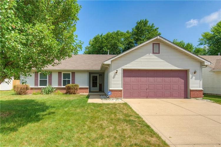 8328 Kousa Drive Indianapolis, IN 46234 | MLS 21655125 | photo 1