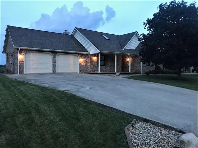12935 N German Drive Columbus, IN 47203 | MLS 21655155