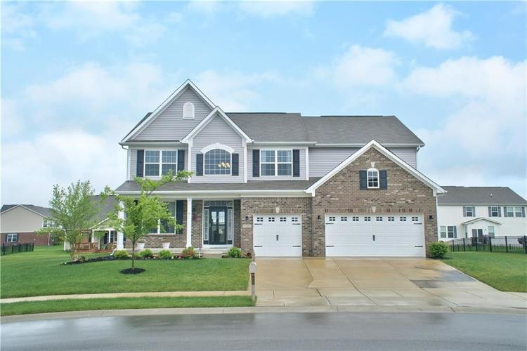 5648 W Compass Point McCordsville IN 46055 | MLS 21655156 | photo 1