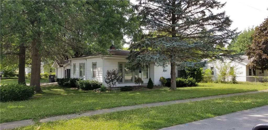 107  HALL Street Chesterfield, IN 46017 | MLS 21655214