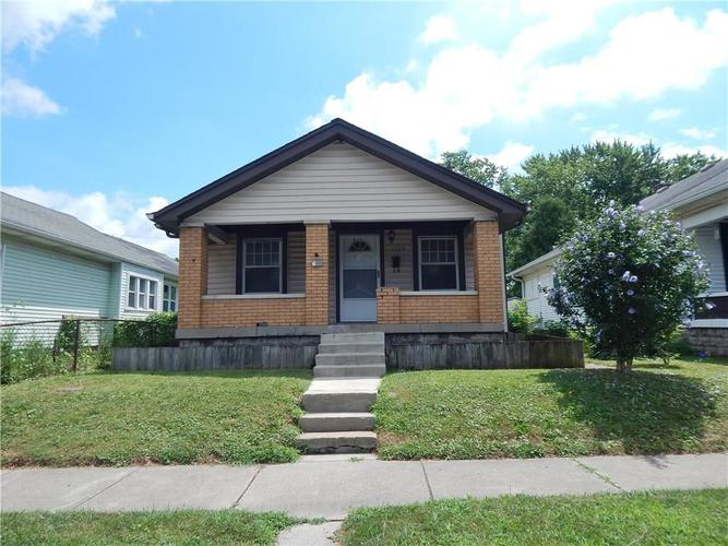 1529  DAWSON Street Indianapolis, IN 46203 | MLS 21655222