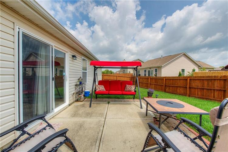 623 Melrose Court Greenfield, IN 46140 | MLS 21655235 | photo 25