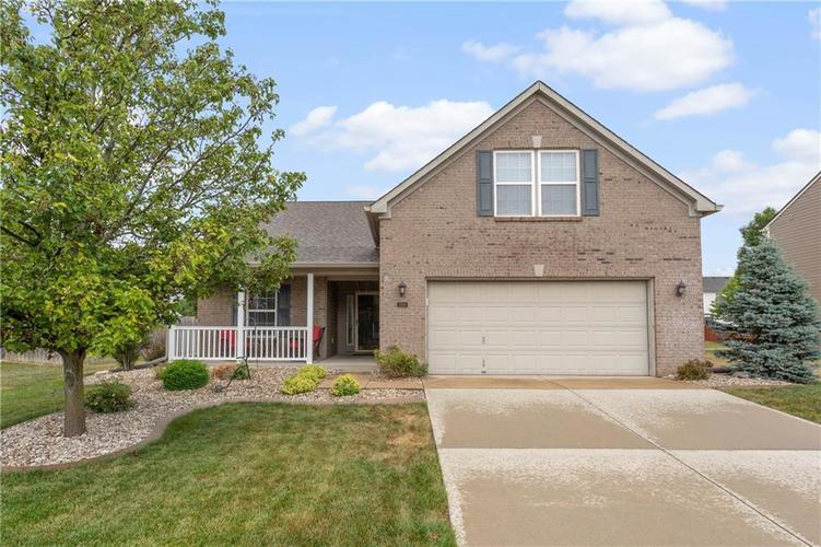 2350  Seattle Slew Drive Indianapolis, IN 46234 | MLS 21655274
