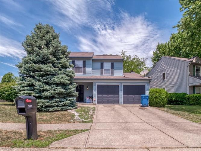 5926 King Lear Drive Indianapolis, IN 46254 | MLS 21655275 | photo 2