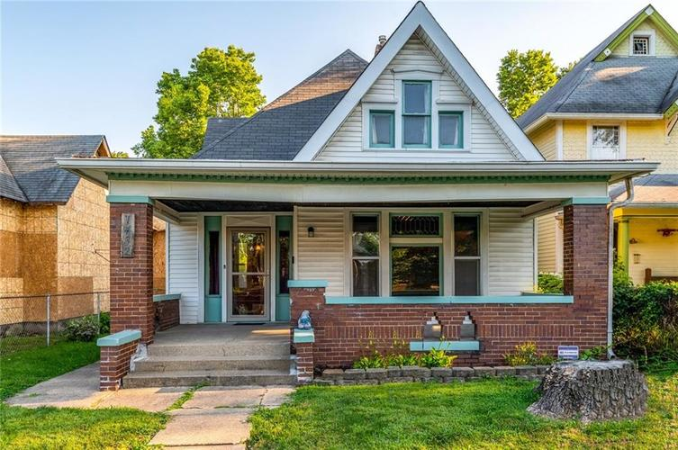 1432 E Woodlawn Avenue Indianapolis, IN 46203 | MLS 21655279 | photo 1