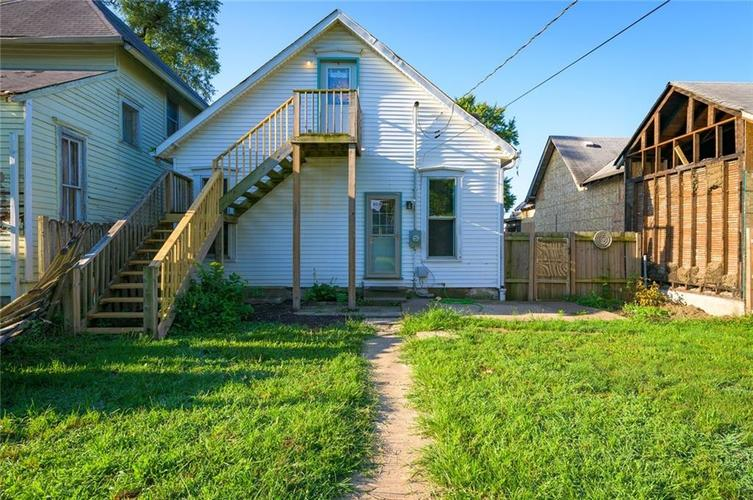 1432 E Woodlawn Avenue Indianapolis, IN 46203 | MLS 21655279 | photo 25