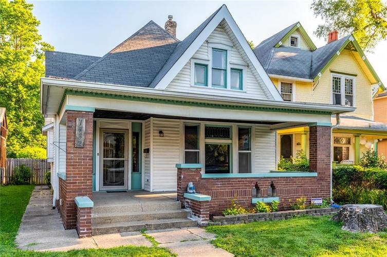 1432 E Woodlawn Avenue Indianapolis, IN 46203 | MLS 21655279 | photo 3
