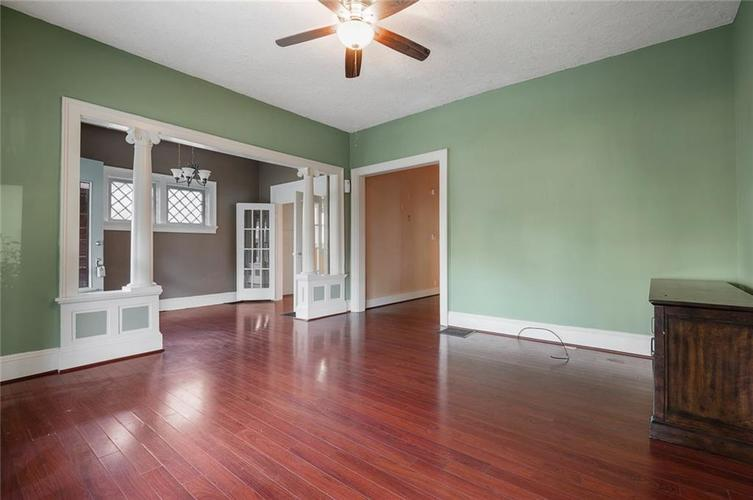 1432 E Woodlawn Avenue Indianapolis, IN 46203 | MLS 21655279 | photo 5