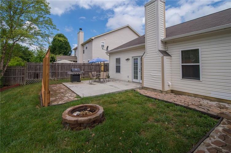 10847 RUNNING BROOK Road Indianapolis, IN 46234 | MLS 21655341 | photo 23