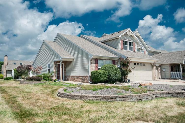 6440 E Flat Rock Drive Camby, IN 46113 | MLS 21655355