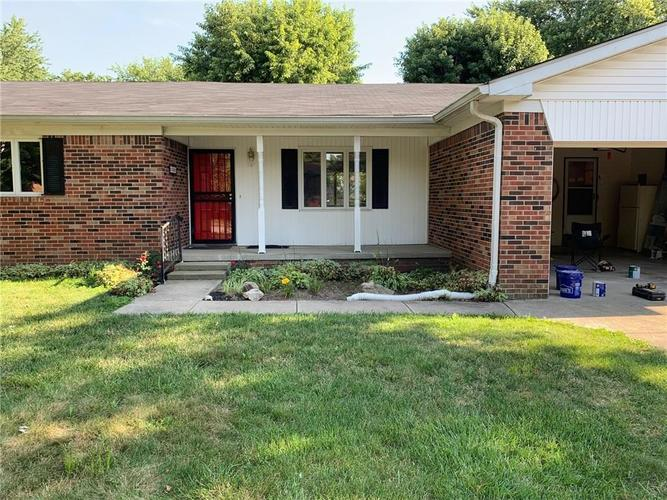 1707 Beech Drive N Plainfield, IN 46168 | MLS 21655367 | photo 4