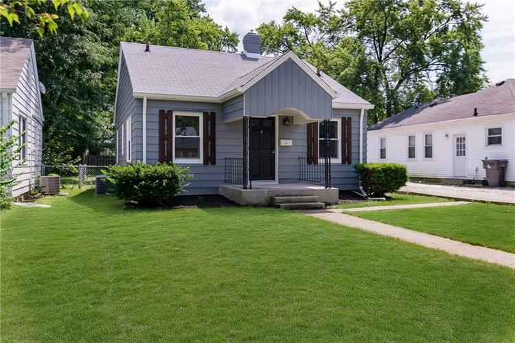 1441 Wallace Avenue Indianapolis, IN 46201 | MLS 21655412 | photo 1