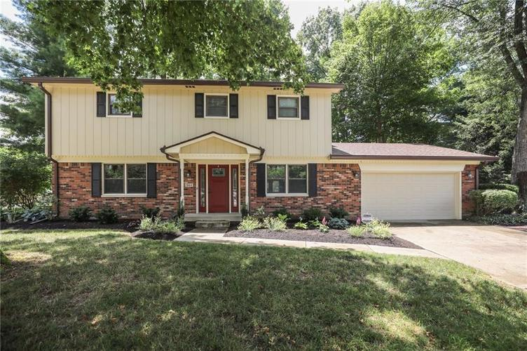 584  Watterson Court Indianapolis, IN 46217 | MLS 21655426