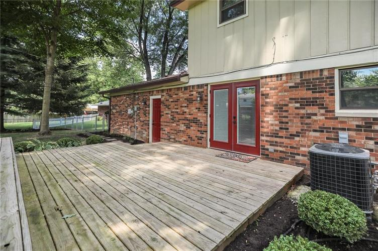 584 Watterson Court Indianapolis, IN 46217 | MLS 21655426 | photo 37