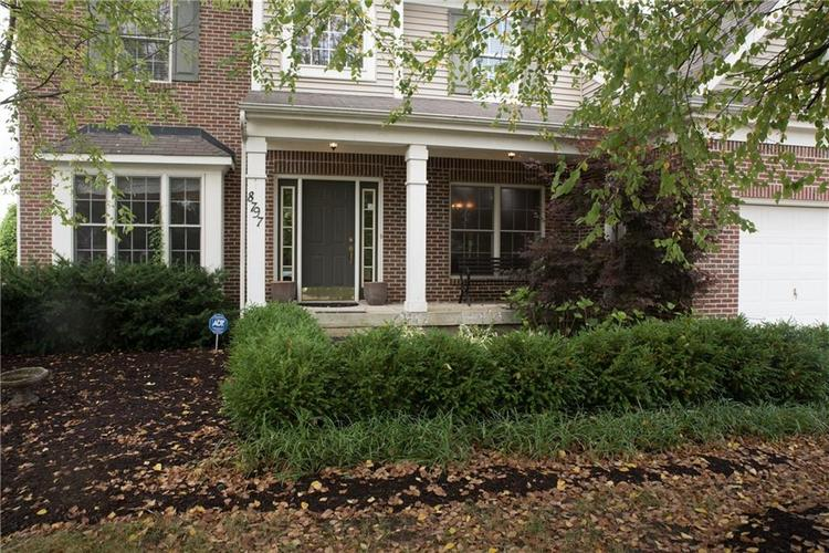 8797 Weather Stone Crossing Zionsville, IN 46077 | MLS 21655428 | photo 4