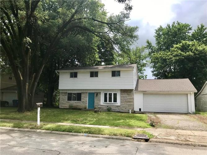 2431 Galaxy Lane Indianapolis IN 46229 | MLS 21655467 | photo 1